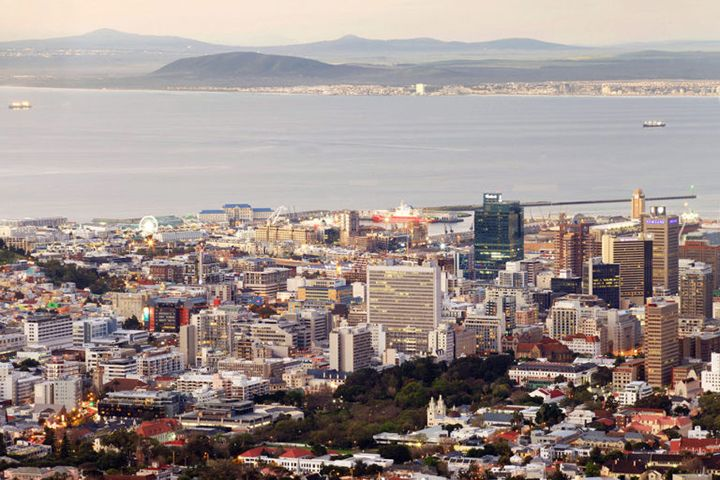 Cityscape - Cape Town, South Africa