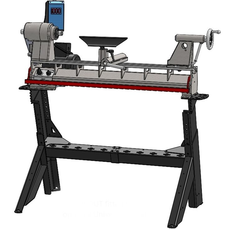 Robust Scout Lathe - The Woodturning Store