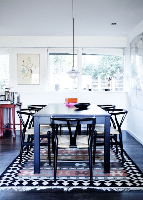 12 Dining Rooms Where Youd Never Miss A Family Dinner