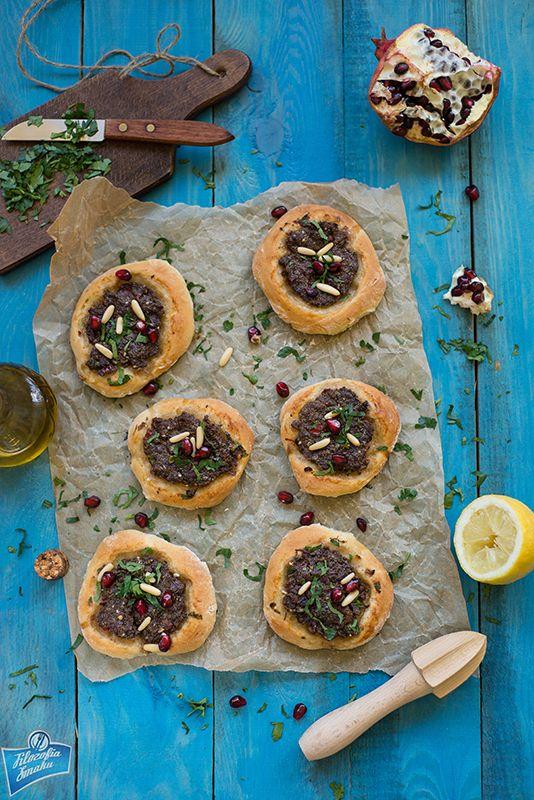 Sfeeha, Lebanese Meat Pies/Libańska sfeeha