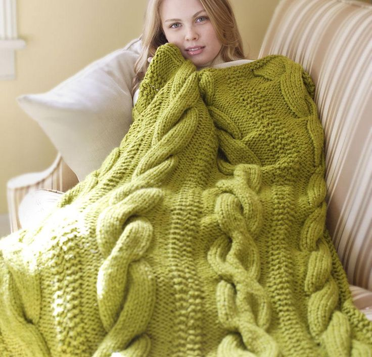 Cable Comfort Throw Kit - None