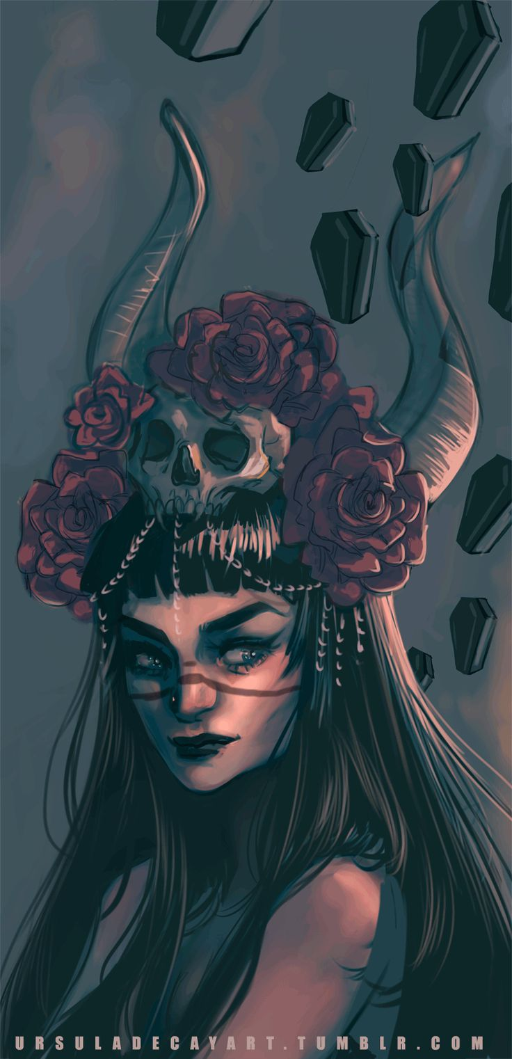 Head Hunter by UrsulaDecay on @DeviantArt