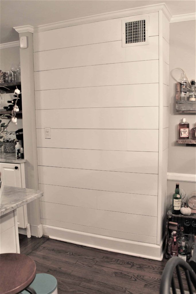 How to Paint Shiplap & Paint Colors to Use