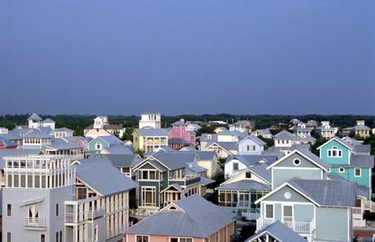 A Town and Country Life: Seaside, FL