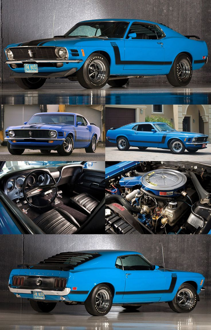 62 best Ford Mustang images on Pinterest | Muscle cars, Nice cars ...