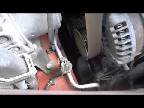How To Tell If An AC Compressor Clutch Is Engaging-Air Conditioning In A Car - YouTube