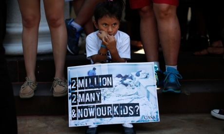 nice 'Flee or die': violence drives Central America's child migrants to US border
