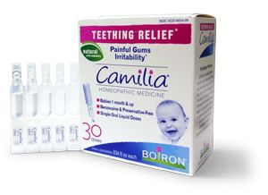About Camilia | Camilia Teething Medicine