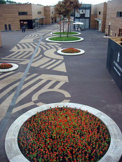Architecture-Page   'Luxury Village' by West 8 urban design & landscape architecture b.v.