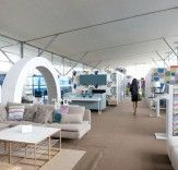 Temporary IKEA Lounge at the Charles de Gaulle Airport Has Nine Free Beds | Inhabitat - Sustainable Design Innovation, Eco Architecture, Green Building