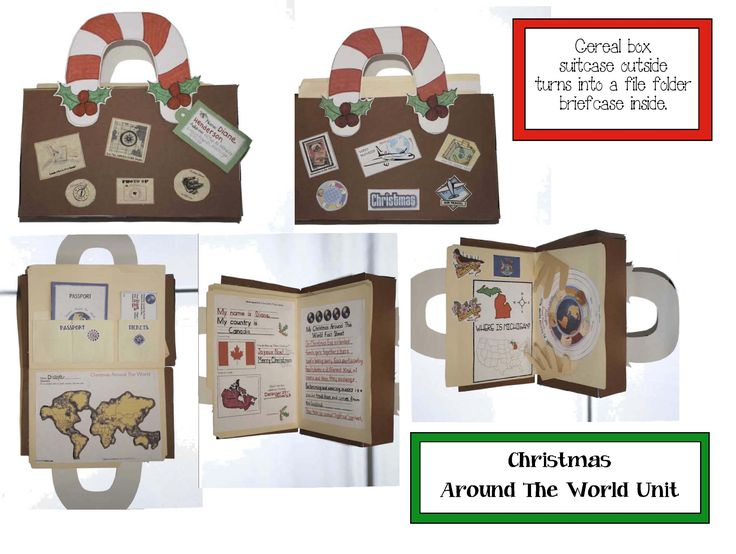 poinsettia craft, December crafts for kids, Christmas around the world, Celebrating Christmas in Mexico crafts, passport template, christmas crafts, cereal box suitcase, geography lessons, christmas, ornaments, state lessons, state activities, georgraphy lessons, December bulletin boards, christmas tree activities, Christmas lessons, passport stickers, christmas activities,