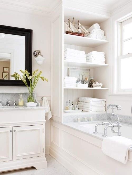 white #bathroom