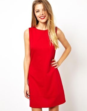 ASOS 60s A-Line Shift Dress. New Years Eve