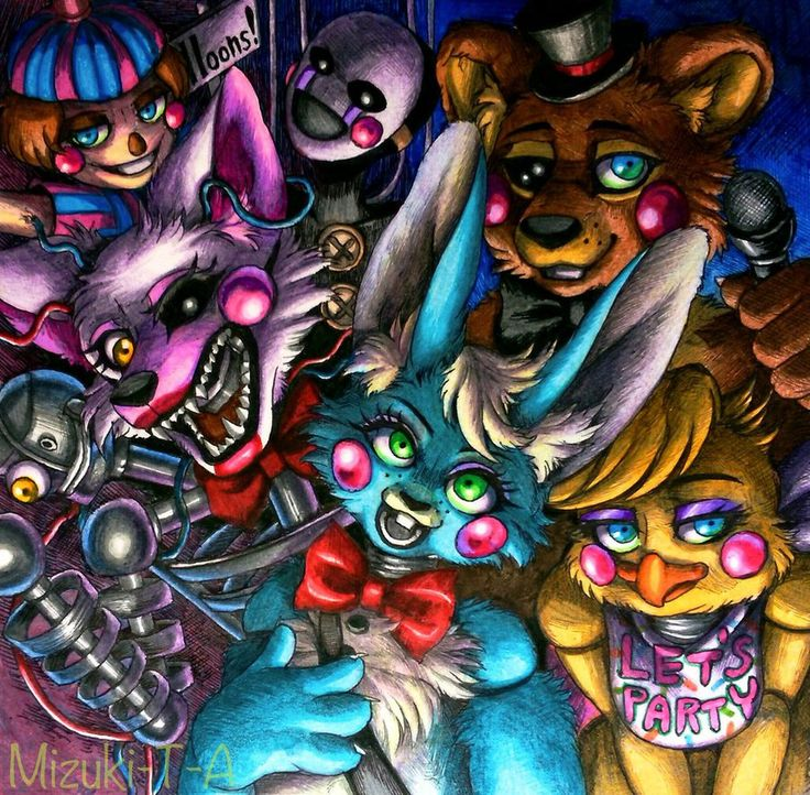Our Friends And I Fnaf: 25+ Best Ideas About What Should I Draw On Pinterest