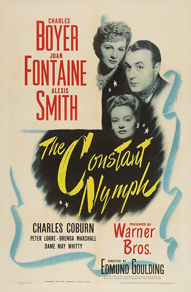 Joan Fontaine, Charles Boyer, and Alexis Smith in The Constant Nymph (1943)