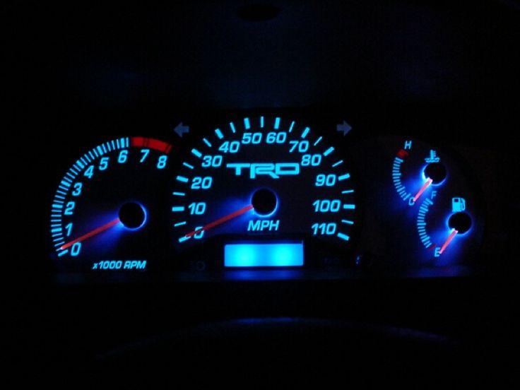 Toyota corolla custom gauges 2003 2007 varoom varoom - 2013 toyota tacoma interior accessories ...