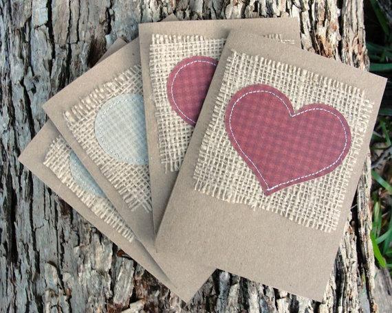 Cosas de palmichula decorar con tela de saco arpillera - Tela de saco ...