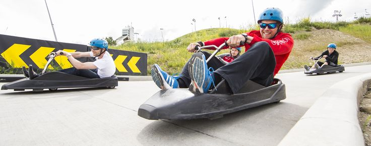 Luge Deals & Special Offers | Skyline Luge Calgary