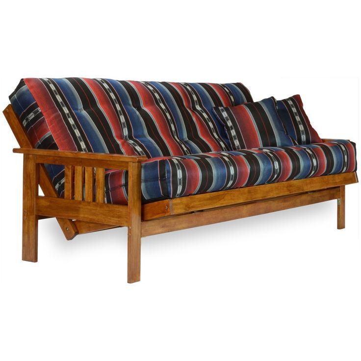Sleeper Sofas Wood Futon Frame Queen Size