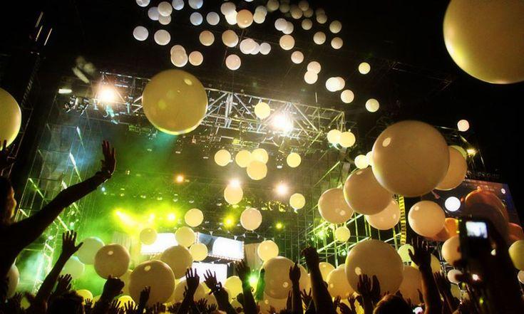 Sonar Electronic Music festival, Barcelona