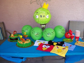 Angry Bird Party IdeasParties Idease 3, Fiestas Angry Birds 1, B Day Parties, Birds Bday, Diy Angry Birds Parties, Birds B Day, Bday Parties, Party Ideas, Birthday Ideas