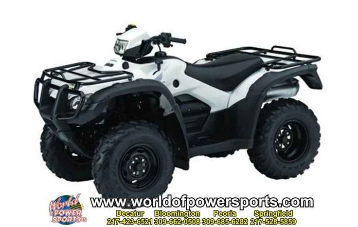 New 2014 Honda TRX500FPAE FOREMAN 500 FPAE ATVs For Sale in Illinois. 2014 Honda TRX500FPAE FOREMAN 500 FPAE, New 2014 HONDA FOREMAN 500 FPAE ATV owned by our Bloomington store and located in BLOOMINGTON. Give our sales team a call today - or fill out the contact form below.