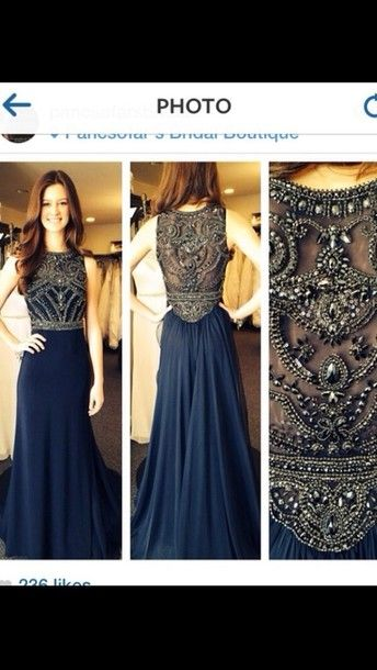That is one of the most beautiful dresses I've ever seen