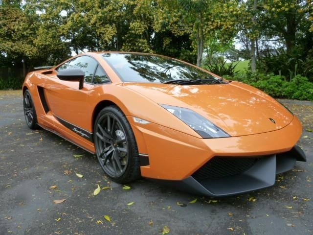 Lamborghini Gallardo 5.2 Superleggera AWD ... 2010