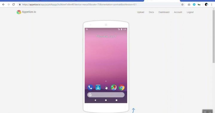 restaurant webview app Example project – Kodular Tutorial – Android
