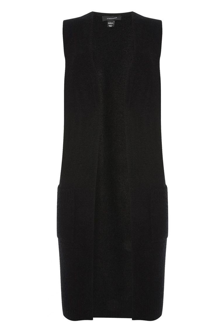 Primark - Zwart mouwloos vest