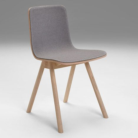 Kali chair by Jasper Morrison for Offecct