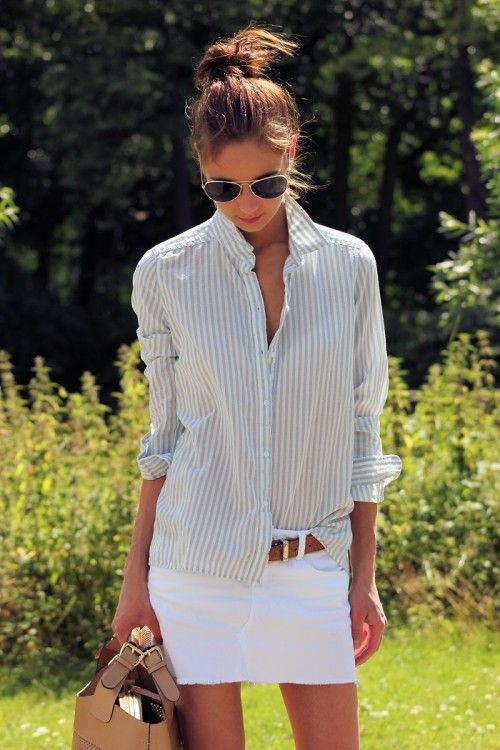 Perfect outfit for a trip to the Hamptons!