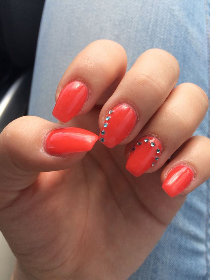Corai #nails