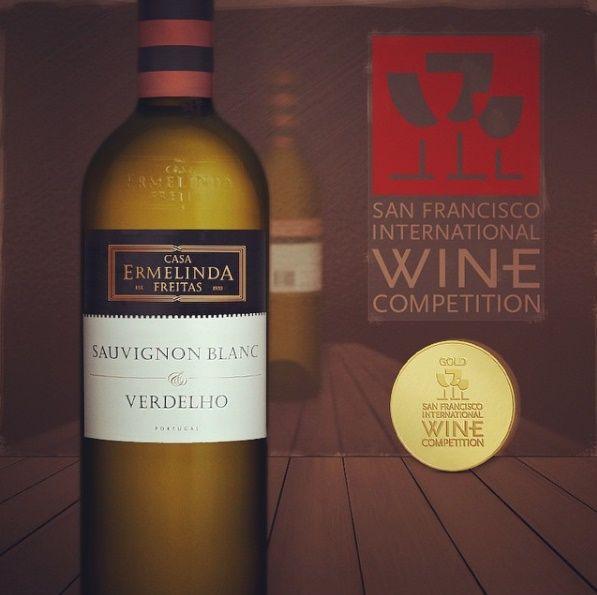 Sauvignon Blanc & Verdelho remporte la médaille d'or en Californie
