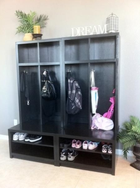 Build a Braden Entryway Hutch: Free and Easy DIY Projects and Furniture  Plans by Ana White- Love her site with so many plans to choose from! - 9 Best Entryway Images On Pinterest Mud Rooms, Coat Hanger And