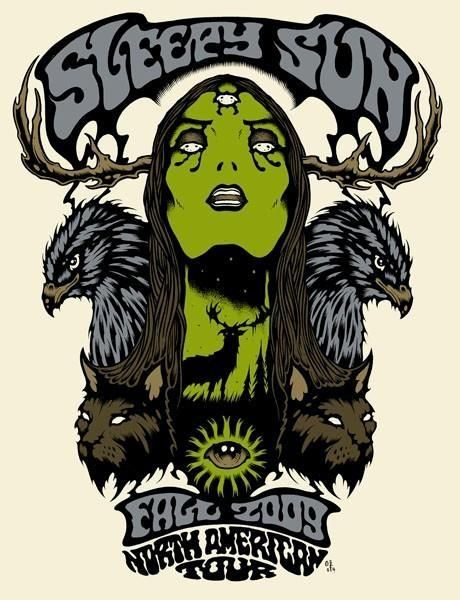 Assemble Head In Sunburst Sound Tour