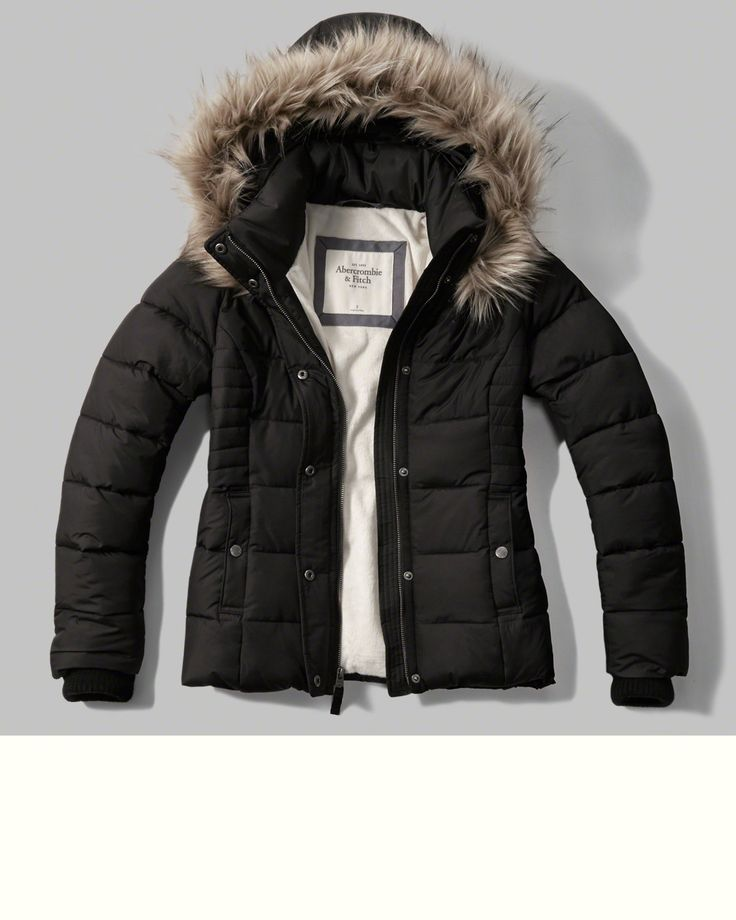 Jackets Abercrombie December 2017