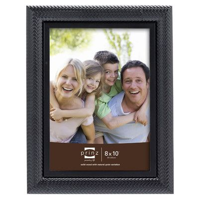 Prinz Fairfield Wood Picture Frame