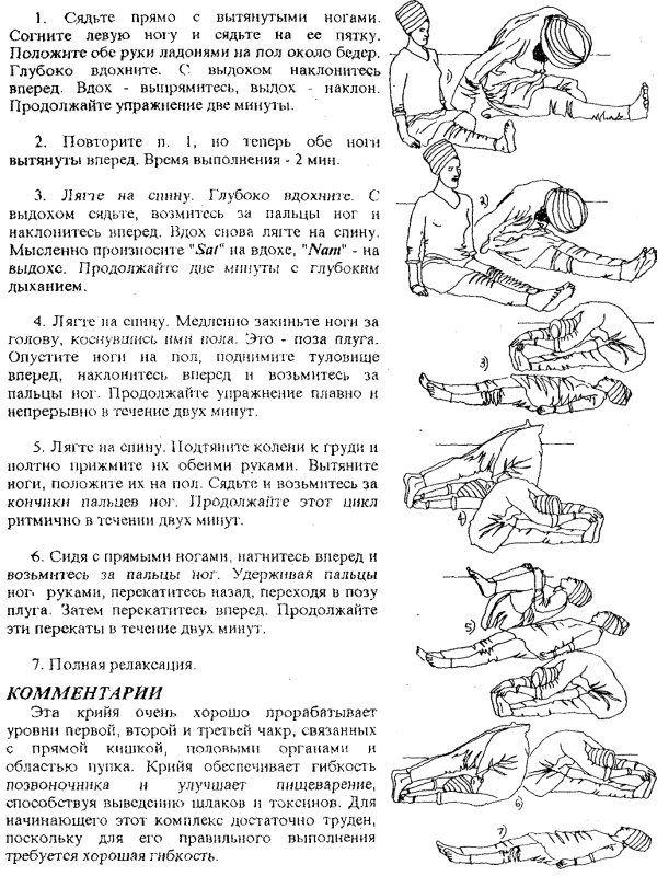 Комплекс для поясницы и органов выделения