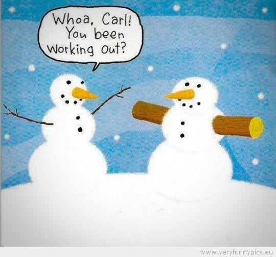 Christmas Quotes ♥ Funny Sneeuwpop / Snowman / Schneemann Pintereu2026