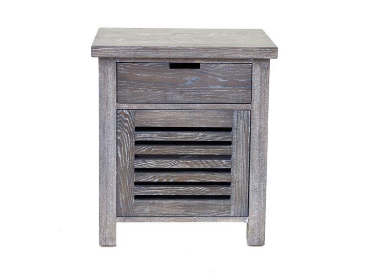 Newport one door, one drawer (various designs)