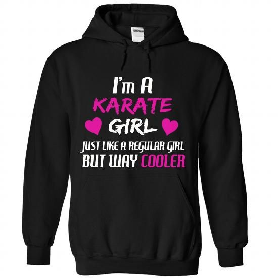 karate girl #Tshirt #clothing