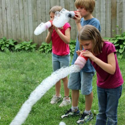 Bubble, Bubbles, Bubbles! 11 Bubble Activities