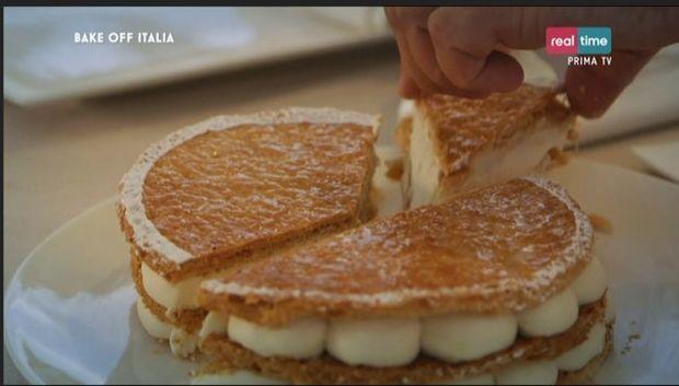 Le ricette di Bake Off Italia 2014: la millefoglie di Ernst Knam