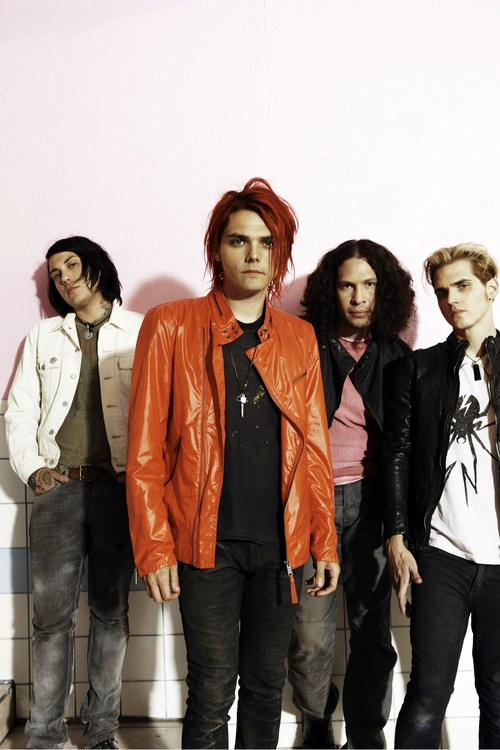 My boys. My hot, amazing, lifesaving boys. i want all of them.... frankie and gerard more than any of them...
