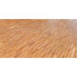 Parkiet Przemysłowy Dąb jeden z najbardziej znanych i wybieranych gatunków do wykończenia naszej podłogi. Drewno dębowe jest jasne, o różnorodnej strukturze i posiada niezwykle wysoką odporność na ścieranie.