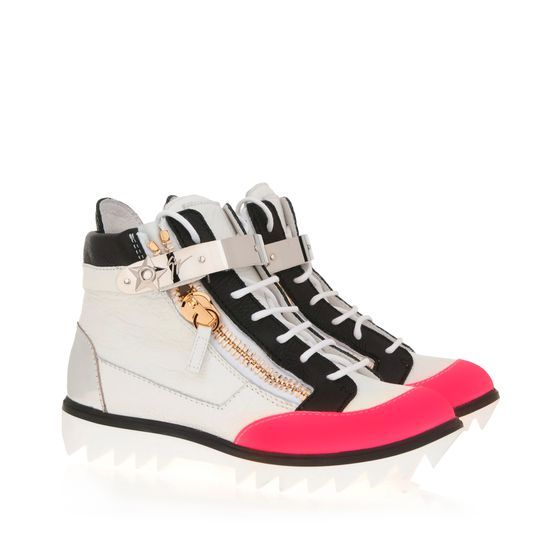 Sneakers - Sneakers Giuseppe Zanotti Design Women on Giuseppe Zanotti Design Online Store @@Melissa Nation@@ - Spring-Summer collection for men and women. Worldwide delivery. |  RDS477 001