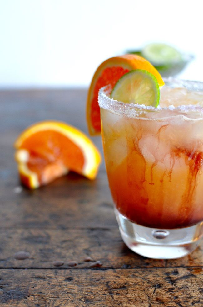 Morning Margarita Recipe via @holajalapeno