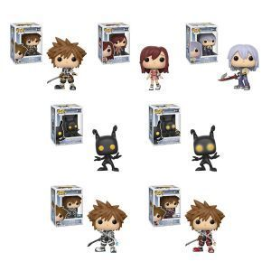 Want: The Kingdom Hearts Collection of Funko's Mystery Minis | Oh My Disney