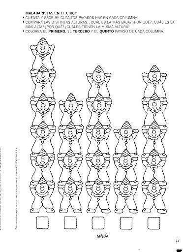 4 5 6 Mania Numeros del 1 al 30 - Todo Matemáticas - Álbuns Web Picasa